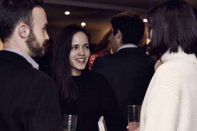 Hassan Al Damluji, Anna Jewsbury and Rena Sala