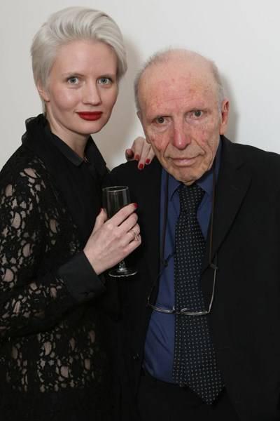 Megan Piper and Paul de Monchaux