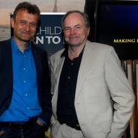 Hugh Dennis and Clive Anderson