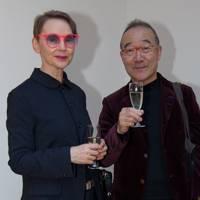 Britt Magnuson and Hiroshi Yoda