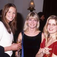 Elle McPherson, Pandora Delevingne and Mrs Nicholas Wentworth-Stanley