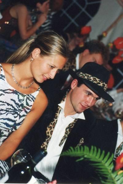 Melissa Garvin and Ed Warner