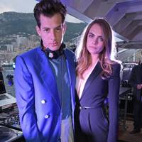 Mark Ronson and Cara Delevingne