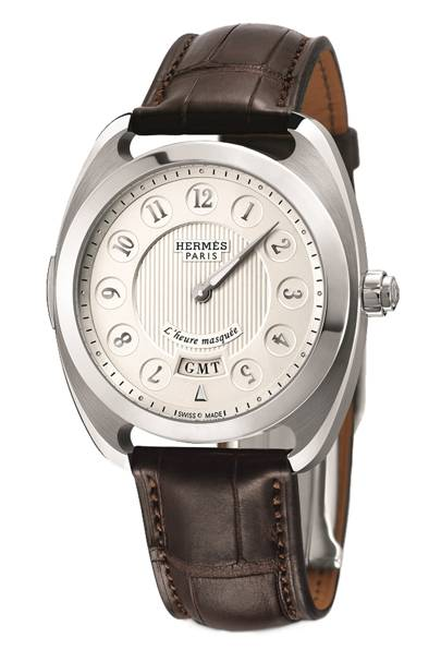 Dressage Heure Masquee watch, POA, Hermes