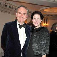 William Cash and Lady Laura Cathcart