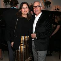 Alexandra Shulman and Tommy Hilfiger