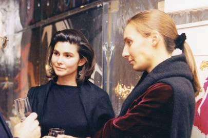Amanda Mahony and Isabelle Causse
