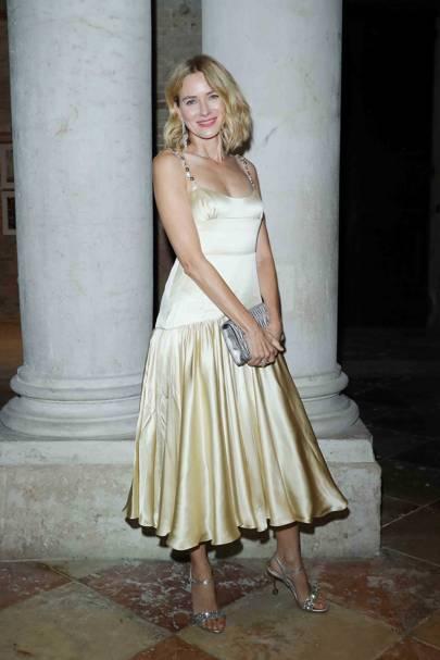 Naomi Watts wearing Messika