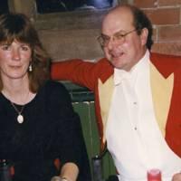Mrs Richard Warner and David Higham