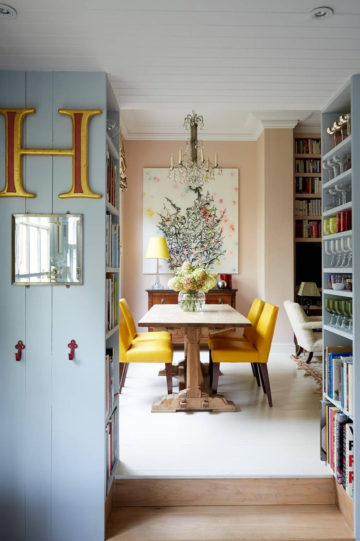 Nina campbell rita konig london homes interior design inspiration tatler