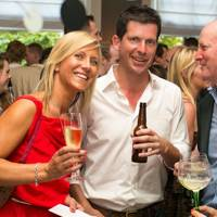 Jan Felgate, Jemma Lester, Tim Henman, Donald Pepper and Sara Pepper