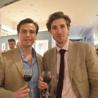 Peter Lewin and Nick de Pauw