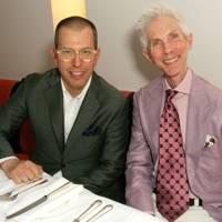 Jonathan Newhouse and Richard Buckley