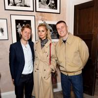 Christopher Bailey, Laura Bailey and Alasdair McLellan