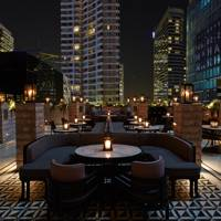 Vogue Lounge, MahaNakhon Cube, Bangkok