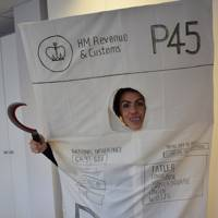 Eve Jones as Eve Bones's P45