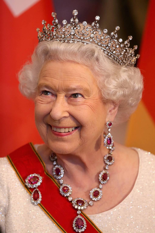 Queen Elizabeth II's jewellery collection | Tatler