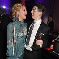 Louisa Krause and Anthony Boyle
