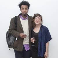 Ahmed Elmi and Anna Huix