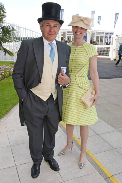Charles Gordon-Watson and Kate Reardon