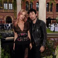 Lady Mary Charteris and Robbie Furze