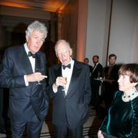 Henry Wyndham, Lord Rothschild and Lady Rothschild
