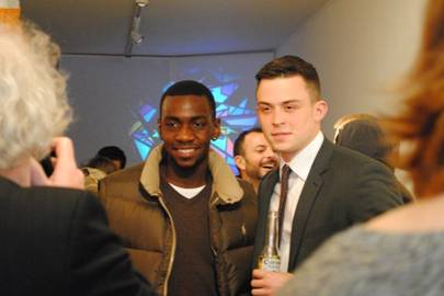 Yannick Bolasie and Hamilton Bowler