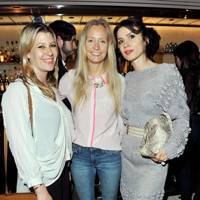 Sara Parker Bowles, Martha Ward and Lara Bohinc