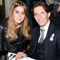 Princess Beatrice and Edgardo Osorio