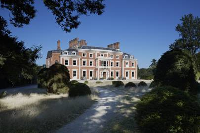 The smartest country house hotel spas