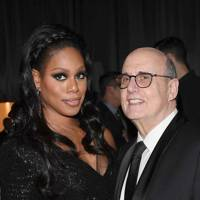 Laverne Cox and Jeffrey Tambor