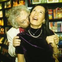 Jeffrey Robinson and Mrs Jeffrey Robinson