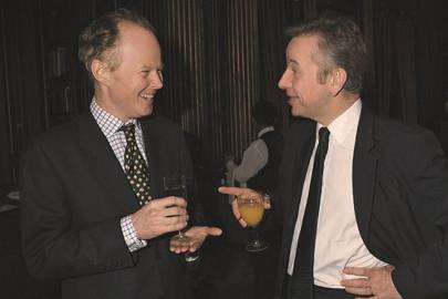Andrew McDonald and Michael Gove