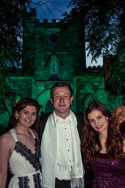 Pollyanna Mainds, Adam Wells and Rosemary Alexander