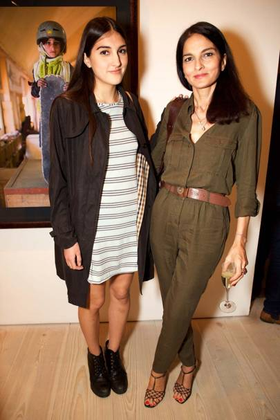 Maddie Mills and Yasmin Mills