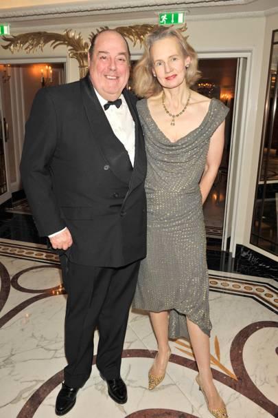 Sir Nicholas Soames and Lady Soames