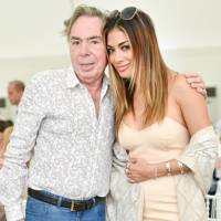 Lord Lloyd Webber and Nicole Scherzinger