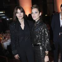 Monica Bellucci and Marion Cotillard