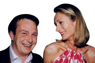 Patrick Dingwall and Mrs Nigel Corner