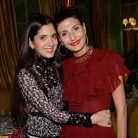 Noor Fares and Giocanna Battaglia