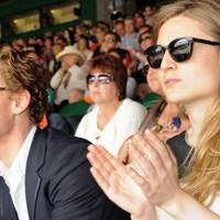 Tom Hiddleston and Emma Hiddleston