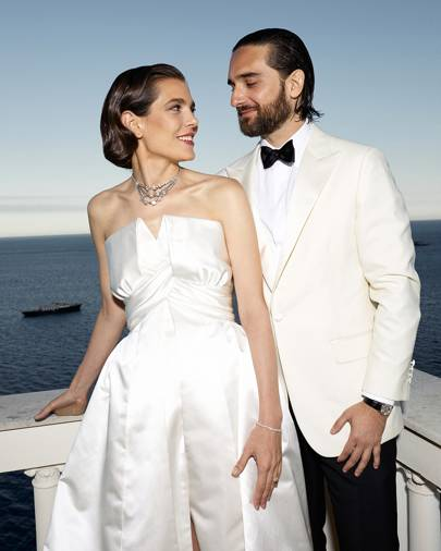 The wedding of Charlotte Casiraghi and Dimitri Rassam, June 2019