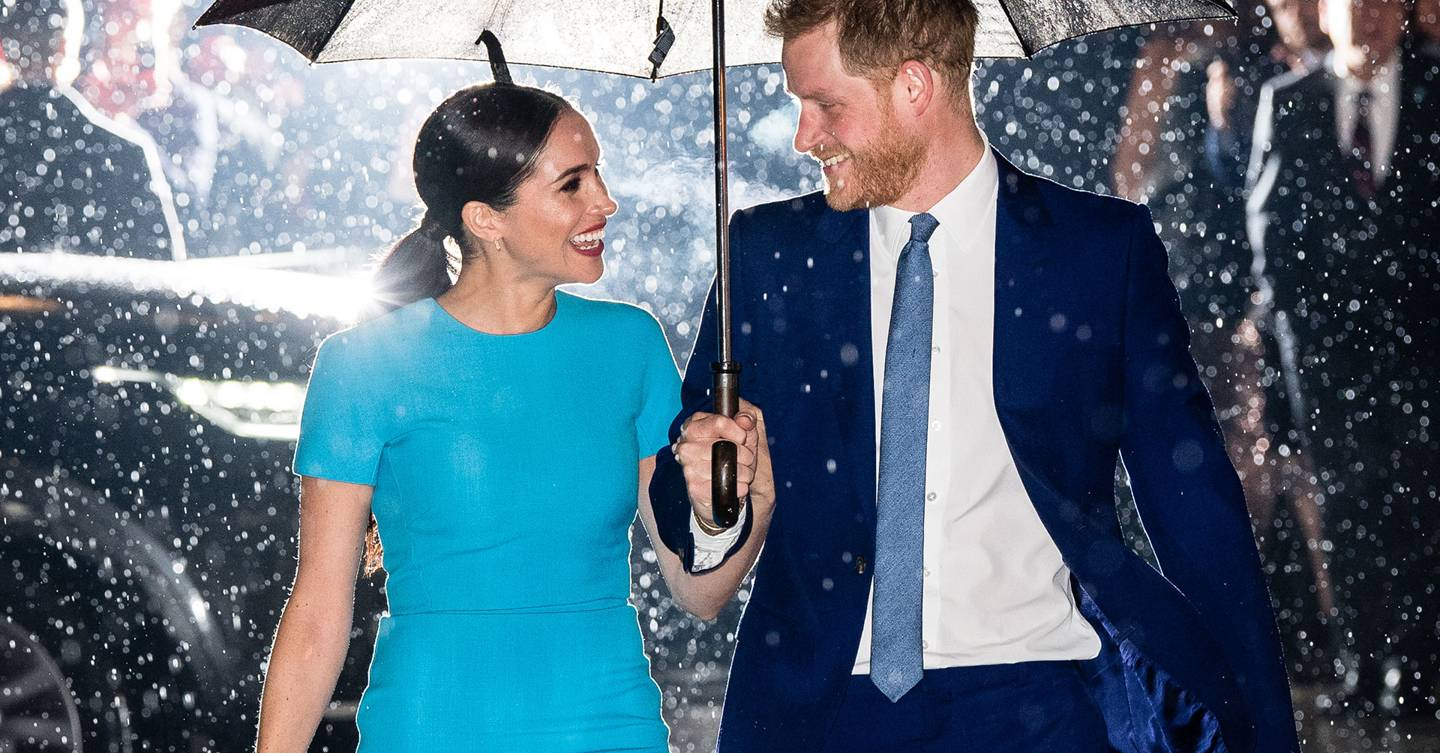 See Harry and Meghan star on the cover of Time's 100 Most Influential People issue