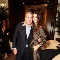 Antonio Monfreda and Bianca Brandolini D'Adda
