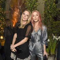 Alice Naylor-Leyland and Mary Charteris