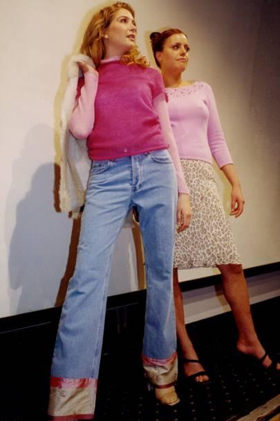 Amanda Mazet and Nicola Shipway