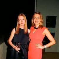 Kristina Greve and Silje Kvaavik