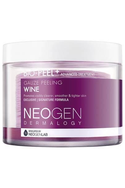 Neogen Dermalogy wine gauze peeling pads