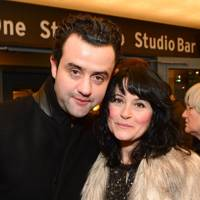 Daniel Mays and Lou Burton