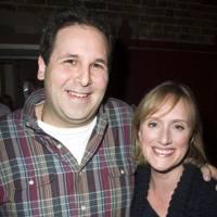 David Babani and Jenna Russell